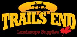 Trails End Landscape Supplies Logo