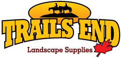 Trails End Landscape Supplies Logo
